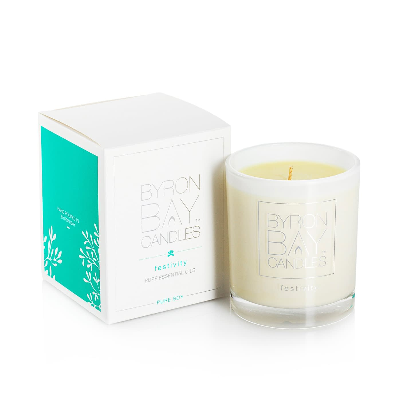 Festivity Pure Essential Oil Candle