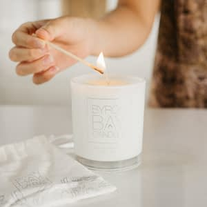Unsented Candles