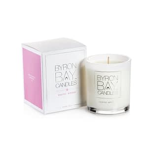 Exotic Amber Pure Soy Candle